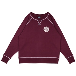 Santa Cruz Bouquet Dot Mono Sweatshirt - Port
