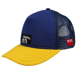 Superdry NYC Trucker - Navy