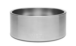 Yeti Boomer 8 Dog Bowl - Steel