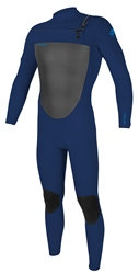 O'Neill Epic 4/3mm Chest Zip Wetsuit - Navy (2021)
