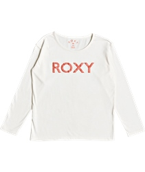 Roxy In The Sun T-Shirt - Snow White
