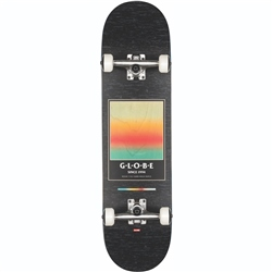 Globe G1 Supercolor Skateboard - Black & Pond