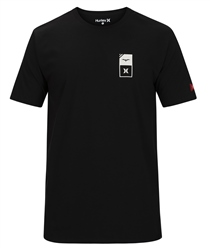 Hurley JJF Essential T-Shirt - Black