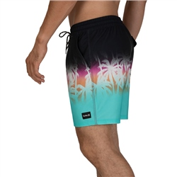 Hurley La Playa Boardshorts - Black