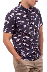 Hurley Ahi Shirt - Grey