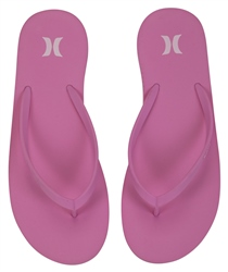 Hurley One & Only Flip Flops - China Rose