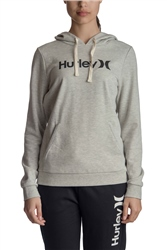 Hurley One & Only Hoody - Grey Heather