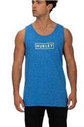 Hurley Boxed Gradient Tank Top - Soar