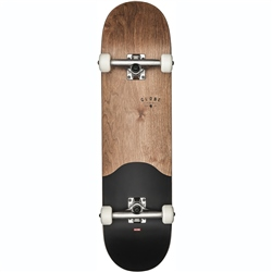 Globe G1 Argo Skateboard - Dark Maple & Black