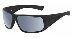 Dirty Dog Ultra Polarised Sunglasses - Black & Silver