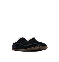 Sorel Lanner Ridge Slipper - Black