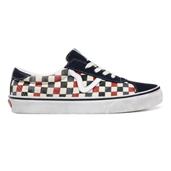 Vans Vans Sport Shoes - Dress Blue & Chilli Pepper