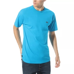 Vans Off The Wall Classic T-Shirt - Blue Jewel