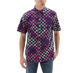 Vans Dye Check Shirt - Multi