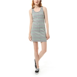 Vans Lineation Tank Dress - Grey Heather