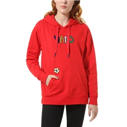 Vans Brighton Hoody - Racing Red