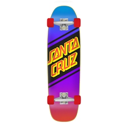 "Santa Cruz Street Skate Street 29.4"" Skateboard - Purple & Red"