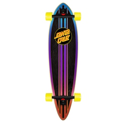 "Santa Cruz Sundown Pintail 39"" Skateboard - Multi"