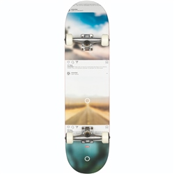 Globe G2 Sprawl Skateboard - Disappearing Trees