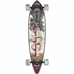 "Globe Pintail 34"" Skateboard - The Sentinel"