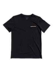 Quiksilver Lazy Sun T-Shirt - Black