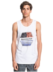 Quiksilver Drift Away Vest - White