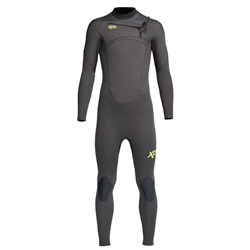 Xcel Comp 5/4mm Chest Zip Wetsuit (2020) - Graphite