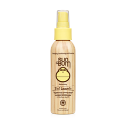 Sun Bum Revitalizing 3 In 1 Leave In Conditioner - Assorted