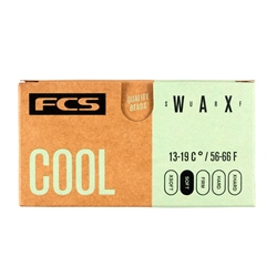 FCS Surf Wax Cool - Assorted