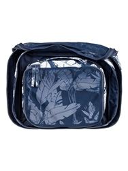 Roxy In My Mind Bags - Mood Indigo Flying Flowers