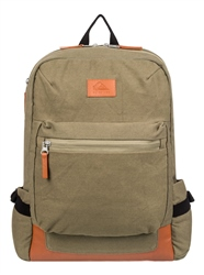 Quiksilver Cool Coast 25L Backpack - Burnt Olive
