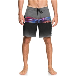 Quiksilver Highline Hold Down Boardshorts - Black