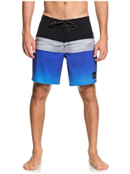 Quiksilver Highline Hold Down Boardshorts - Dazzling Blue