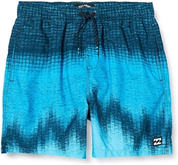 Billabong Resistance Layback Boardshorts - Navy