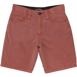 Billabong Outsider Submersible Walkshorts - Sierra Red