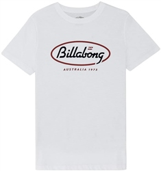 Billabong State Beech T-Shirt - White