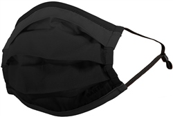 Barts Protection Face Mask 2 Pack - Black