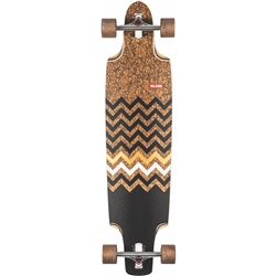 "Globe Spearpoint 40"" Skateboard - Cork Zagged"