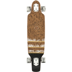 "Globe Spearpoint Mini 33"" Skateboard- Cork & Agave"