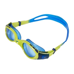Speedo Futura Biofuse Flexiseal Junior Goggles - Blue & Green