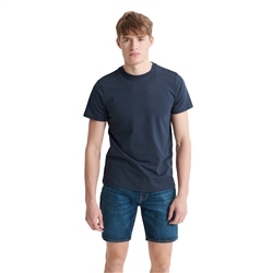 Superdry Standard Label T-Shirt - Dark Navy