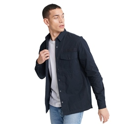 Superdry Field Edition Shirt - Eclipse Navy