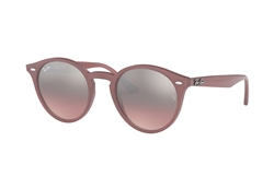 Ray-Ban RB2180 Sunglasses - Sliver & Pink Gradient