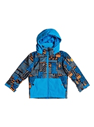 Quiksilver Little Mission Technical Jacket - Navy Jamo