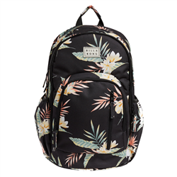 Billabong Roadie 31L Backpack - Black & Green