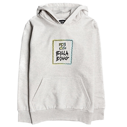 Billabong Be There Hoody - Grey Heather