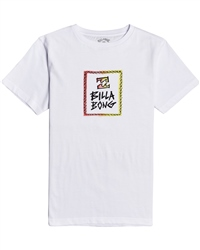 Billabong Be There T-Shirt - White