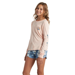 Billabong Catch A Wave T-Shirt - Peachy