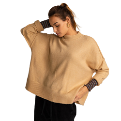 Billabong Endless Days Jumper - Camel