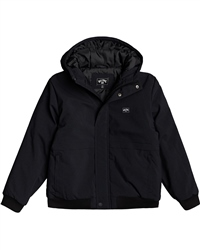 Billabong All Day Jacket - Black Heather